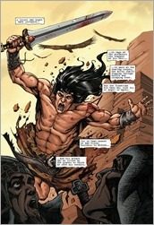 Conan The Slayer #1 First Look Preview 6