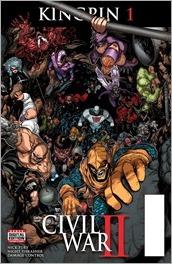 Civil War II: Kingpin #1 Cover