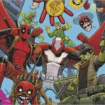 Preview: Deadpool And The Mercs For Money #1 by Bunn & Coello