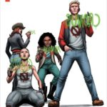 First Look at Generation Zero #1 by Van Lente & Portela (Valiant)