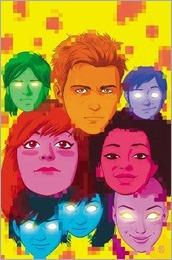 Generation Zero #1 Cover C - Kano Variant