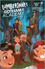 Lumberjanes/Gotham Academy #1 Cover A