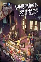 Lumberjanes/Gotham Academy #1 Cover B