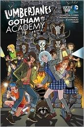 Lumberjanes/Gotham Academy #1 Cover C