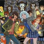 Preview of Lumberjanes/Gotham Academy #1 (BOOM! Box)