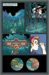 Lumberjanes/Gotham Academy #1 Preview 2