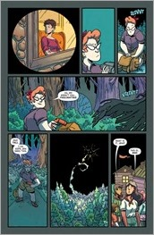 Lumberjanes/Gotham Academy #1 Preview 3
