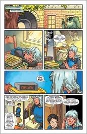 Lumberjanes/Gotham Academy #1 Preview 4