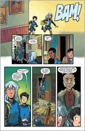 Lumberjanes/Gotham Academy #1 Preview 5