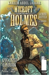Mycroft Holmes: The Apocalypse Handbook #1 Cover A