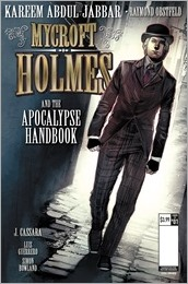 Mycroft Holmes: The Apocalypse Handbook #1 Cover B