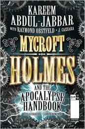 Mycroft Holmes: The Apocalypse Handbook #1 Cover C