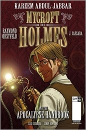 Mycroft Holmes: The Apocalypse Handbook #1 Cover D