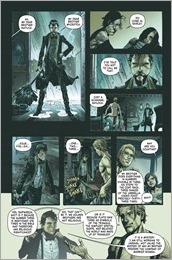 Mycroft Holmes: The Apocalypse Handbook #1 - Lettered Preview 3