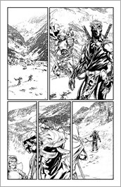 Ninjak #18 First Look Preview 4
