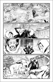 Ninjak #18 First Look Preview 6