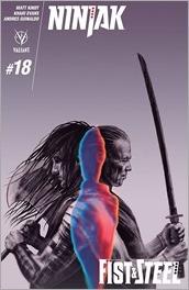 Ninjak #18 Cover A - LaTorre