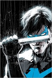 Nightwing: Rebirth #1 Cover