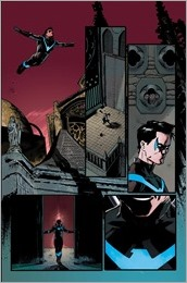 Nightwing #1 First Look Preview 1