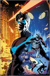 Nightwing #1 Cover
