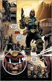 Predator vs. Judge Dredd vs. Aliens #1 Preview 2