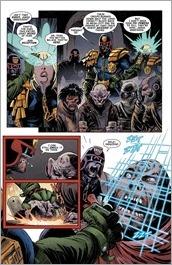 Predator vs. Judge Dredd vs. Aliens #1 Preview 4