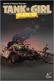 Tank Girl: Gold #1 Cover C - Andrey Tkachenko