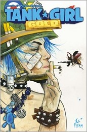 Tank Girl: Gold #1 Cover D - Lora Zombie