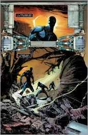 X-O Manowar #47 Preview 4