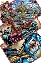 X-O Manowar #47 Preview 6