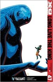 X-O Manowar #47 Cover A - Kano