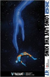 X-O Manowar #47 Cover C - Pham
