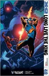 X-O Manowar #48 Cover B - Jimenez