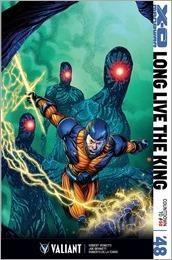 X-O Manowar #48 Cover C - Pham