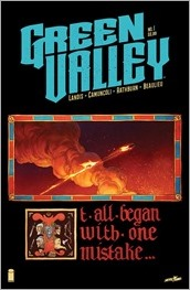Green Valley #1 Cover