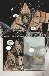 Dept. H #3 Preview 5