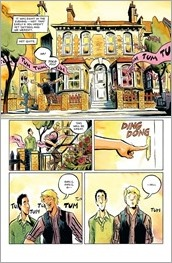 Neil Gaiman's How To Talk To Girls At Parties TPB Preview 7