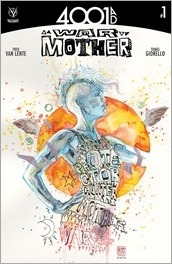 4001 A.D.: War Mother #1 Cover A - Mack