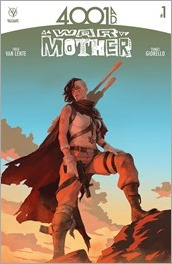 4001 A.D.: War Mother #1 Cover B - Djurdjevic
