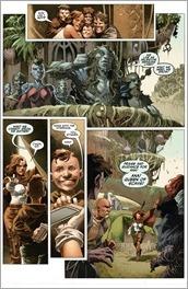 4001 A.D.: War Mother #1 Preview 4