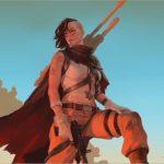 Preview: 4001 A.D.: War Mother #1 by Van Lente & Giorello