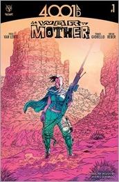 4001 A.D.: War Mother #1 Cover - Guinaldo Design Variant