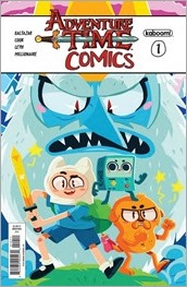 Adventure Time Comics #1 Cover A - Hunting