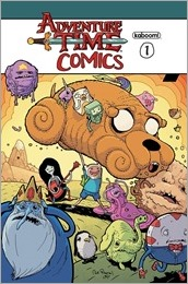 Adventure Time Comics #1 Cover - Pitarra Variant