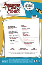 Adventure Time Comics #1 Preview 1
