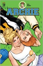 Archie #10 Cover B