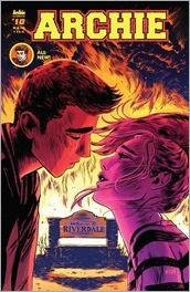 Archie #10 Cover A