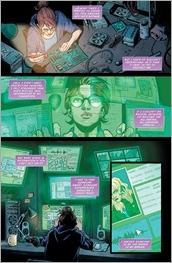 Batgirl and The Birds of Prey: Rebirth #1 Preview 2