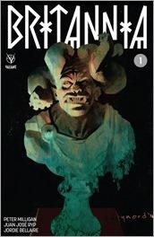 Britannia #1 Cover