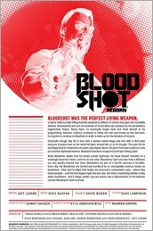 Bloodshot Reborn #15 Preview 1